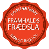 logo_framhaldsfræðslan